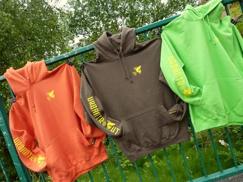 Urbantrout hoodies