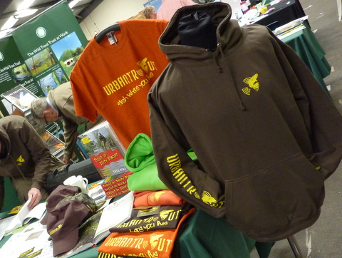 Urbantrout show stand