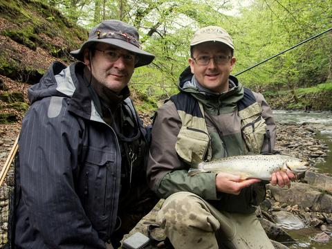 Duncan's trout