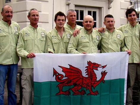 River team Wales - Kieron Jenkins