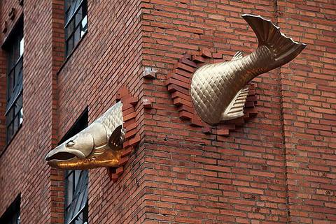 Southpark Seafood, Salmon St, Portland, OR