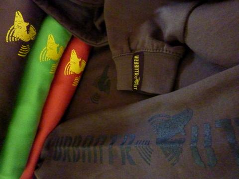Urbantrout hoodies 2015