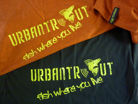 Urbantrout t-shirts 2015