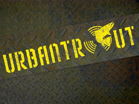 Urbantrout logo March 2013