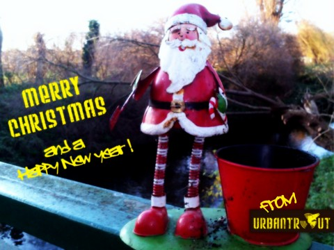 Merry Christmas from Urbantrout 2013