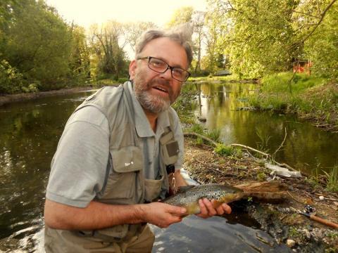 Wandle trout - Jez Mallinson