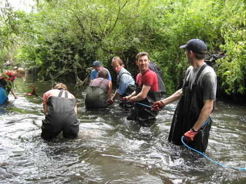 Rewilding the Wandle 2 - Wandle Trust