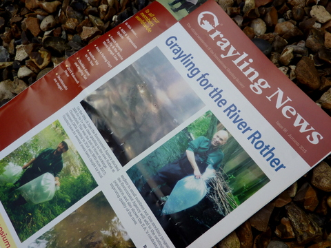 Grayling News - Autumn 2015