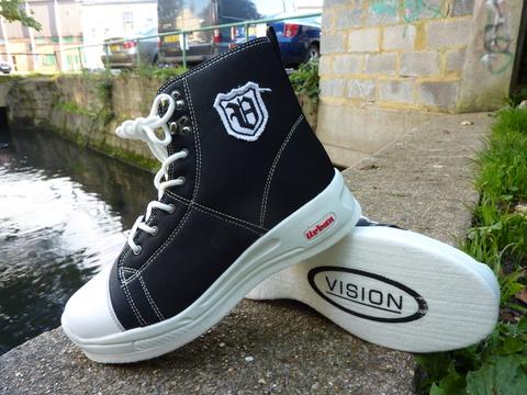 Vision Urban boots 1